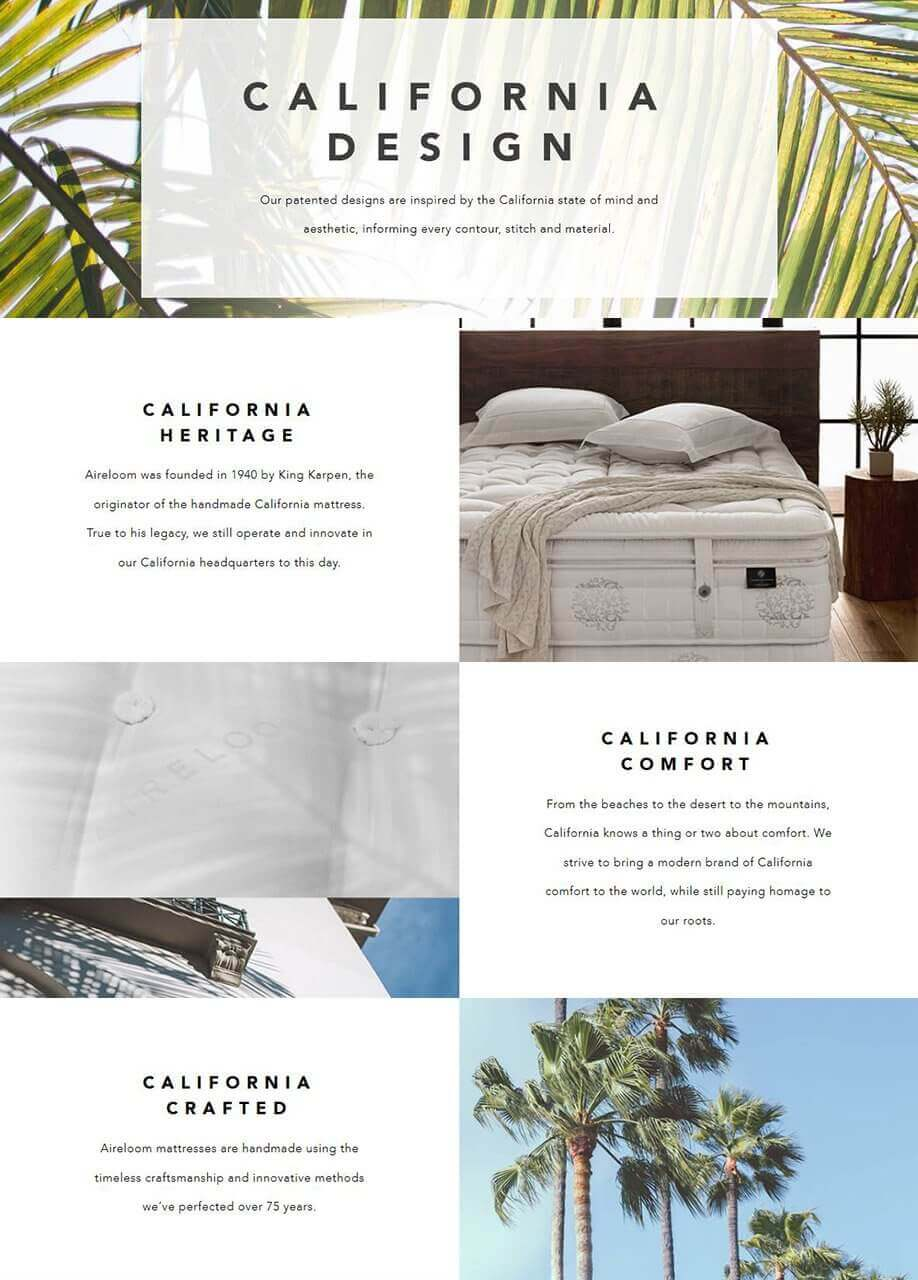 California Design Info